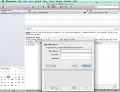 MacJournal imagen 2 Thumbnail