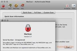 MacScan Изображение 1 Thumbnail