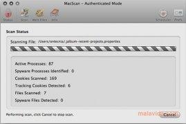 MacScan Изображение 2 Thumbnail