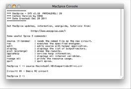 MacSpice image 2 Thumbnail