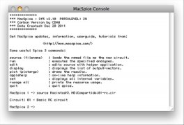 MacSpice imagen 2 Thumbnail