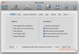 MacTuneUp imagen 3 Thumbnail