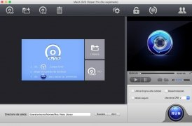 MacX DVD Ripper Pro imagem 1 Thumbnail
