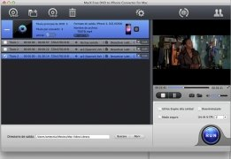 MacX Free DVD to iPhone Converter imagem 2 Thumbnail