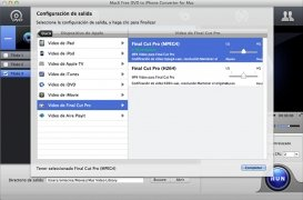 MacX Free DVD to iPhone Converter Изображение 4 Thumbnail