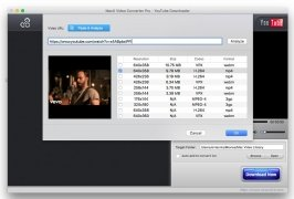 MacX Video Converter Pro image 2 Thumbnail