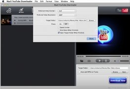 MacX YouTube Downloader imagem 2 Thumbnail