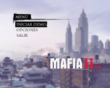 Mafia 2  Demo Español imagen 1