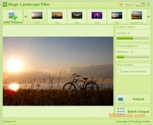 Magic Landscape Filter bild 1 Thumbnail