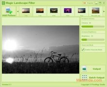 Magic Landscape Filter bild 2 Thumbnail