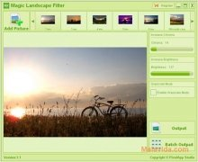 Magic Landscape Filter imagem 3 Thumbnail