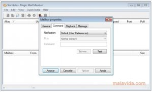 Magic Mail Monitor imagem 2 Thumbnail