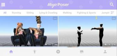 Magic Poser Изображение 3 Thumbnail