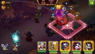 Magic Rush: Heroes imagen 1 Thumbnail