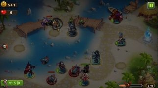 Magic Rush: Heroes imagen 2 Thumbnail