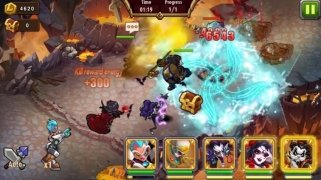 Magic Rush: Heroes bild 4 Thumbnail