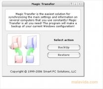 Magic Transfer imagen 2 Thumbnail
