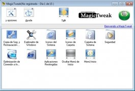 MagicTweak Изображение 1 Thumbnail