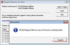 Magistr Removal Tool immagine 3 Thumbnail