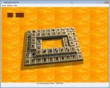 MahJongg Solitaire 3D imagem 2 Thumbnail