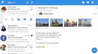 Email App España de Mail.Ru imagen 2 Thumbnail
