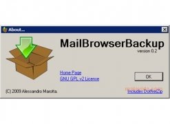 MailBrowserBackup Изображение 3 Thumbnail