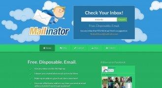 Mailinator Изображение 1 Thumbnail