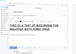 Mailspring imagem 1 Thumbnail
