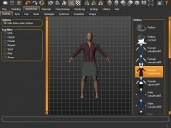 MakeHuman immagine 1 Thumbnail