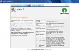 Mambo  4.6.2 imagen 2