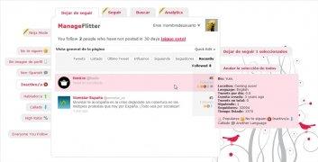 ManageFlitter imagen 2 Thumbnail