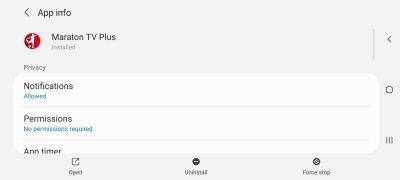 Maraton TV imagem 2 Thumbnail