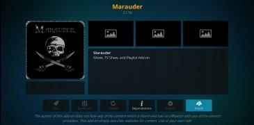 Marauder image 1 Thumbnail