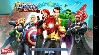 MARVEL Avengers Academy image 1 Thumbnail