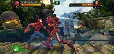 Marvel Batalla de Superhéroes MOD imagen 1 Thumbnail