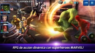MARVEL Future Fight imagen 2 Thumbnail