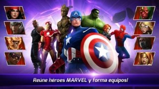 MARVEL Future Fight imagen 4 Thumbnail