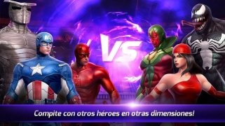 MARVEL Future Fight imagen 5 Thumbnail