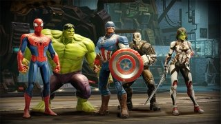 MARVEL Strike Force imagem 1 Thumbnail