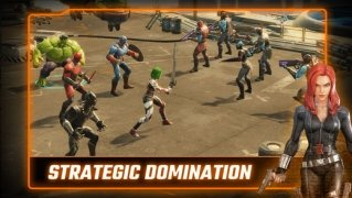 MARVEL Strike Force bild 3 Thumbnail