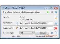 Marxio File Checksum Verifier image 1 Thumbnail