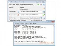 Marxio File Checksum Verifier image 2 Thumbnail