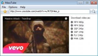 MassTube imagen 1 Thumbnail