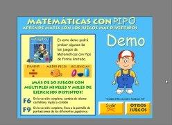 Matemáticas Con Pipo imagen 1 Thumbnail