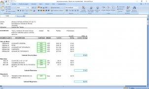 Matrices de Precios Unitarios y Presupuestos imagen 1 Thumbnail