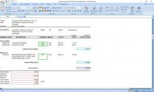 Matrices de Precios Unitarios y Presupuestos imagen 2 Thumbnail