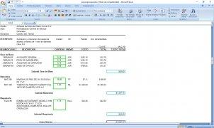 Matrices de Precios Unitarios y Presupuestos imagen 3 Thumbnail