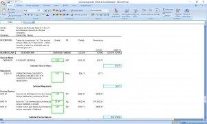 Matrices de Precios Unitarios y Presupuestos imagen 4 Thumbnail