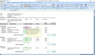 Matrices de Precios Unitarios y Presupuestos imagen 5 Thumbnail