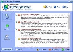 Max Internet Optimizer 画像 1 Thumbnail